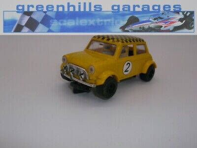 Greenhills Scalextric Rally Mini Cooper C7 Type 6 - Used - 21828 • 25.29£