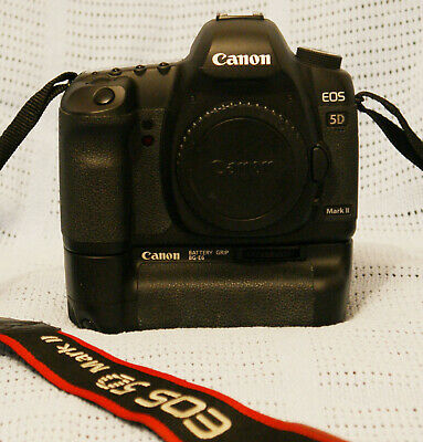 $ CDN344.19 • Buy Canon 5d Mark II. Very Good Condition. Potential Problems.