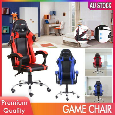 AU125.99 • Buy 2020 Gaming Chair Office Chair Executive Computer Chairs Seating Racing Recliner