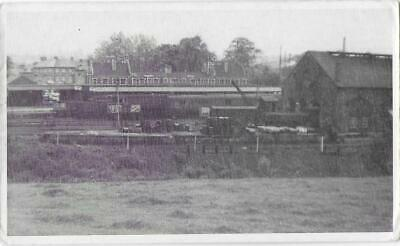 £3.50 • Buy Railway Postcard Yeovil Town Station & Shed Collectors Corner 1979