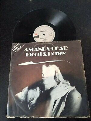 £6.49 • Buy Amanda Lear  Blood And Honey  Limited Edition Extended 12  Single