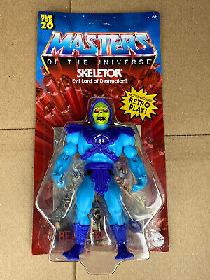 $28.50 • Buy New Masters Of The Universe Origins Skeletor 5.5 Action Figure Retro 2020 Mattel