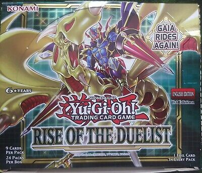 AU3 • Buy Rise Of The Duelist *Secret Rare/Ultra Rare Cards* Yu-Gi-Oh! Trading Card Game