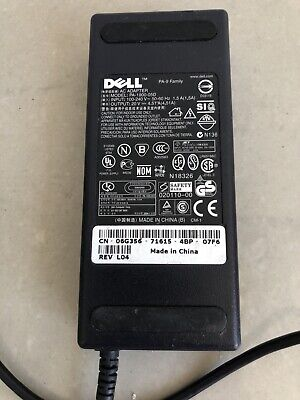 Dell Ac Adapter Charger Pa-1900-05d 20v 4.51a - Used Genuine Original Item • 6.99£