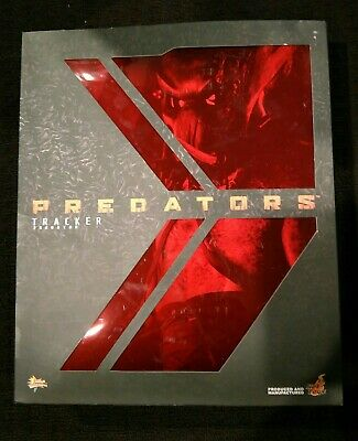 AU400 • Buy Hot Toys Tracker Predator With Hound Mms 147 Brand New Misb