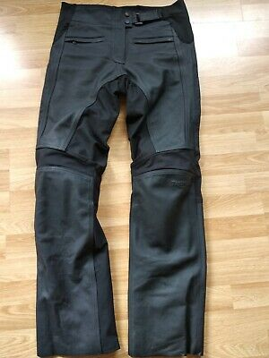 Triumph Kate Leather Motorcycle Trousers 30/32 Waist • 70£