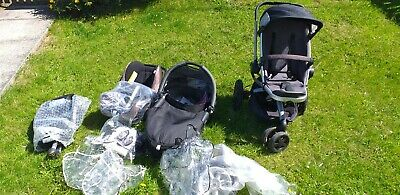 £65 • Buy Quinny Buzz Travel System. Maxi Cosi. Pushchair. Travel Cot. Isofix Base.