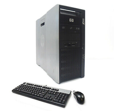 $ CDN1502.19 • Buy HP Z800 12-Core Xeon 2x X5690 3.46GHz 128GB Ram 500GB SSD 2TB Nvidia 4GB K5000