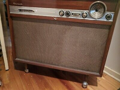 AU50 • Buy Kriesler Stereophonic Record Player & Radio. Needs To Go