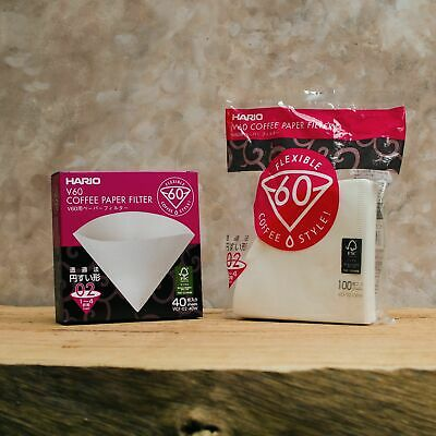 AU12 • Buy Hario V60 Filter Papers