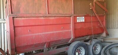 Used Silage Trailers • 3,999£