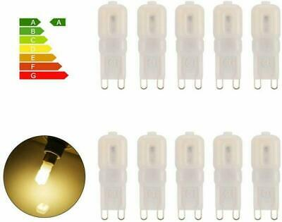 AU3.73 • Buy 10pcs Dimmable G9 5W 2835 SMD Bi-Pin Base LED Bulb Light Lamp 220V 1pcs