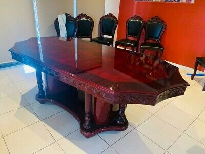AU900 • Buy Dining Table With 8 Chairs