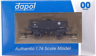 DAPOL  4F-032-003 - Rectangular Tank - BR  [NEW] • 14.50£