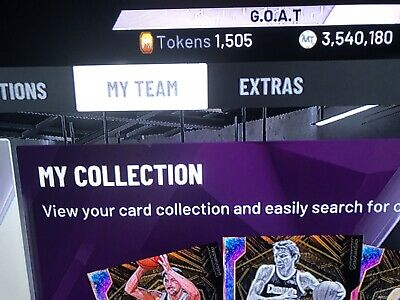 $ CDN200.73 • Buy NBA 2k20 1 MIL MT MyTeam Points Xbox One (Instant Delivery!! Fastest Shipping!!)