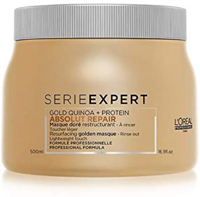 L'Oreal Professional LORHP-67454 Serie Expert Absolut Repair Gold Quinoa & 500ml • 17.92£