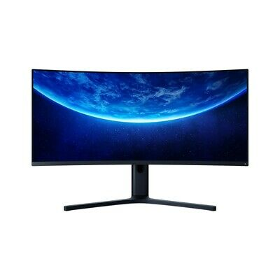 AU579 • Buy Xiaomi Mi Curved 34  144Hz WQHD 21:9 FreeSync Gaming Monitor 1440p Display