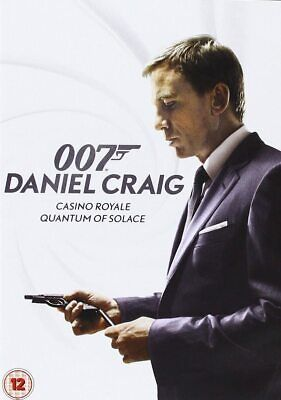 Daniel Craig Dvd Double Pack BRAND NEW • 10.95£