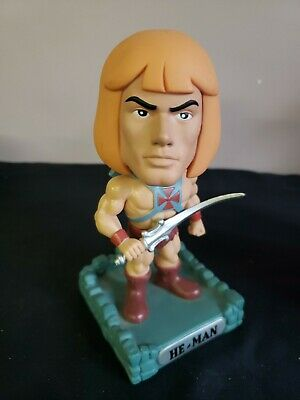 $40 • Buy Masters Of The Universe He-Man 30th Wacky Wobbler Bobblehead Figure 2012 Funko!