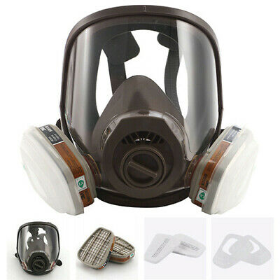 $ CDN12.59 • Buy 15 In1 6800 Full Face Gas Mask Facepiece Respirator For Painting Spraying