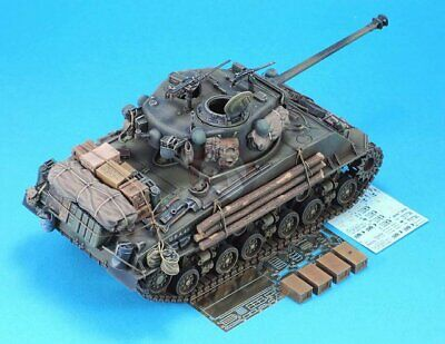 $57.56 • Buy Legend 1/35 M4A3E8 'Easy Eight' Sherman  Fury  1945 Update WWII (w/Decal) LF1300