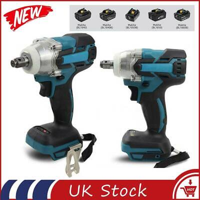 Cordless Impact Wrench For Makita DTW285Z Brushless 1/2  18V Li-ion Body Only • 37.36£