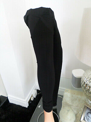 £3.99 • Buy Womans Black Footless Tights. One Size.     SKU 584