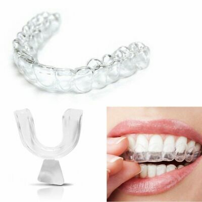 AU9.34 • Buy Mouth Guard Gum Shield Tray Bruxism Anti Snoring Teeth Whitening Protection 2x