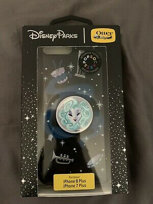 AU109.66 • Buy OTTERBOX 8 Plus 7+ IPhone Case PopSockets Grip Disney Park Haunted Mansion Leota