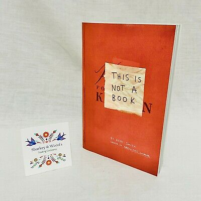 This Is Not A Book By Keri Smith (Paperback, 2011) • 2.99£