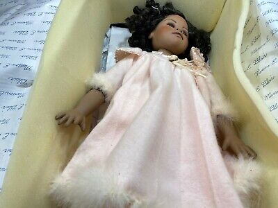 Master Piece Gallery Limited Edition Artist Doll Cyam By Marion E. Blair W Box  • 55.67£