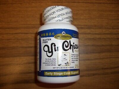 Dr. Shen's Yin Chiao Pills  90 Tablets  Early Stage Cold Support 4/2024  • 10.63£