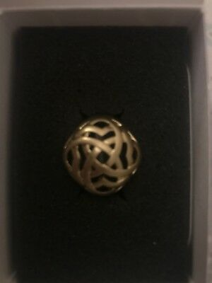 $ CDN32.67 • Buy Lia Sophia Adrift Ring New In Box Size 11 Matte Golden Finish