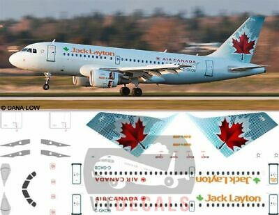£11.12 • Buy V1 Decals Airbus A319 Air Canada For 1/144 Revell Model Airplane Kit V1D0096