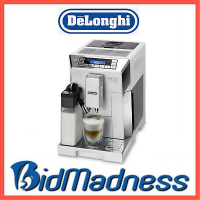 AU749 • Buy Delonghi Eletta Ecam 45760w Automatic Espresso  Coffee Machine - White