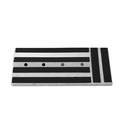 $ CDN51.96 • Buy Guitar Effects Pedal Board Plastic Pedalboard Case With Sticking Tape C8V7