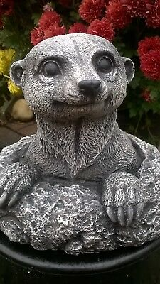 £10.95 • Buy Meerkat 'Popping Out' Quality Garden Ornament