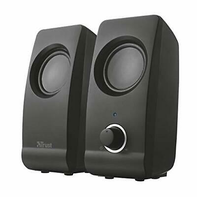 Trust 17595 Remo 2.0 PC Speakers For Computer And Laptop, 16 W, USB Powered, • 15.36£