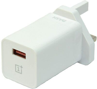 AU24.93 • Buy OnePlus Genuine Dash High Speed Charger For OnePlus 3. 3T. 5. 5T, 6, 6T