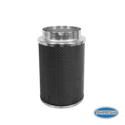 AU164.95 • Buy Phresh Intake Air Carbon Filter | 6  8  10  Inch | Active Inline Fan Scrubber