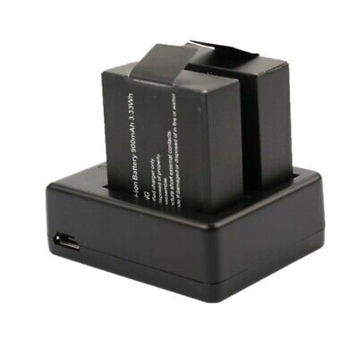 AU5.48 • Buy Double-Groove BatteryB Charger For GOPRO SJ4000/SJ5000/SJ6000 Battery
