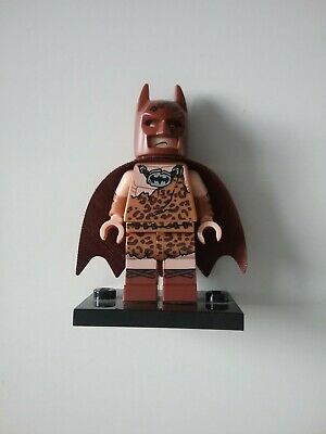 Lego Minifigure - Batman Movie - Clan Of The Cave Batman - 71017-4 Without Club • 1.50£
