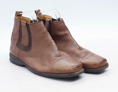 Pavers Mens EU Size 44 Brown Ankle Boots • 12£
