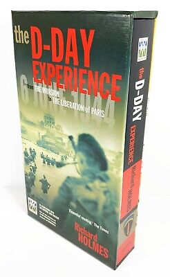 £2.47 • Buy D-Day Experience Paperback Book & 20 Facsimile Documents (2008) Richard Holmes