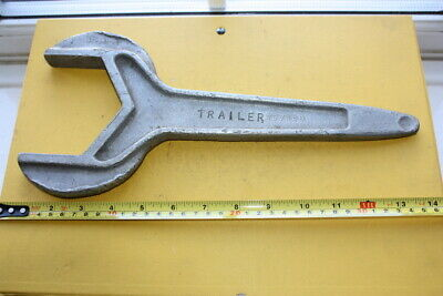 Fire Brigade Service Engine Pump Tender Coventry Climax Hose Spanner Wrench # • 60£