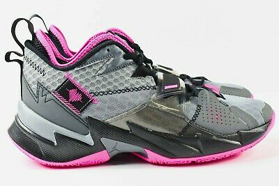 $100 • Buy Nike Jordan Why Not Zero.3 Mens Size 10.5 Shoes CD3003 003 Russell Westbrook