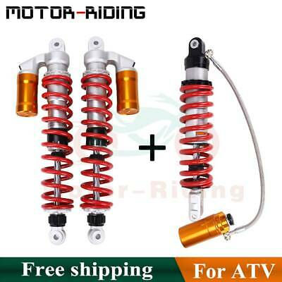 $465.46 • Buy STAGE 3 PERFORMANCE FRONT REAR & SHOCK ABSORBERS For YAMAHA RAPTOR 660R 700 700R