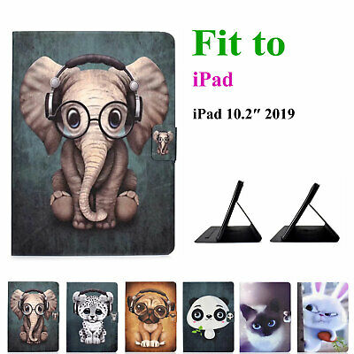For New IPad 10.2″ Pro 10.5″ 2019 Tablet Leather Filp Stand Cover Case • 9.49£