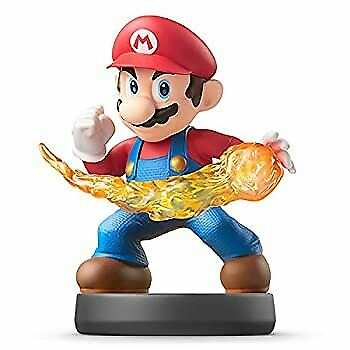 AU56.39 • Buy Mario Amiibo - Japan Import (Super Smash Bros Series)