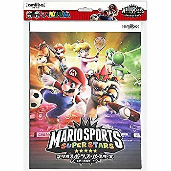 AU47.16 • Buy Album Case For Amiibo Card Mario Sports Super Stars Japan Maxgames